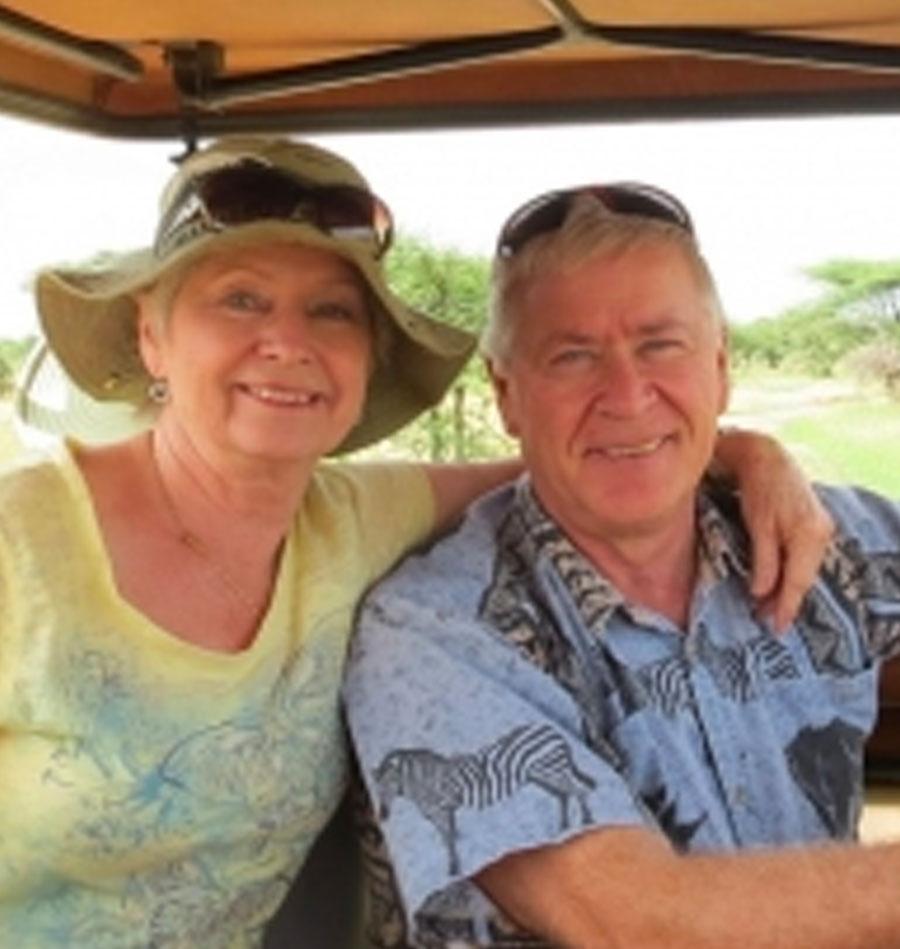 Lloyd & Erla Koch