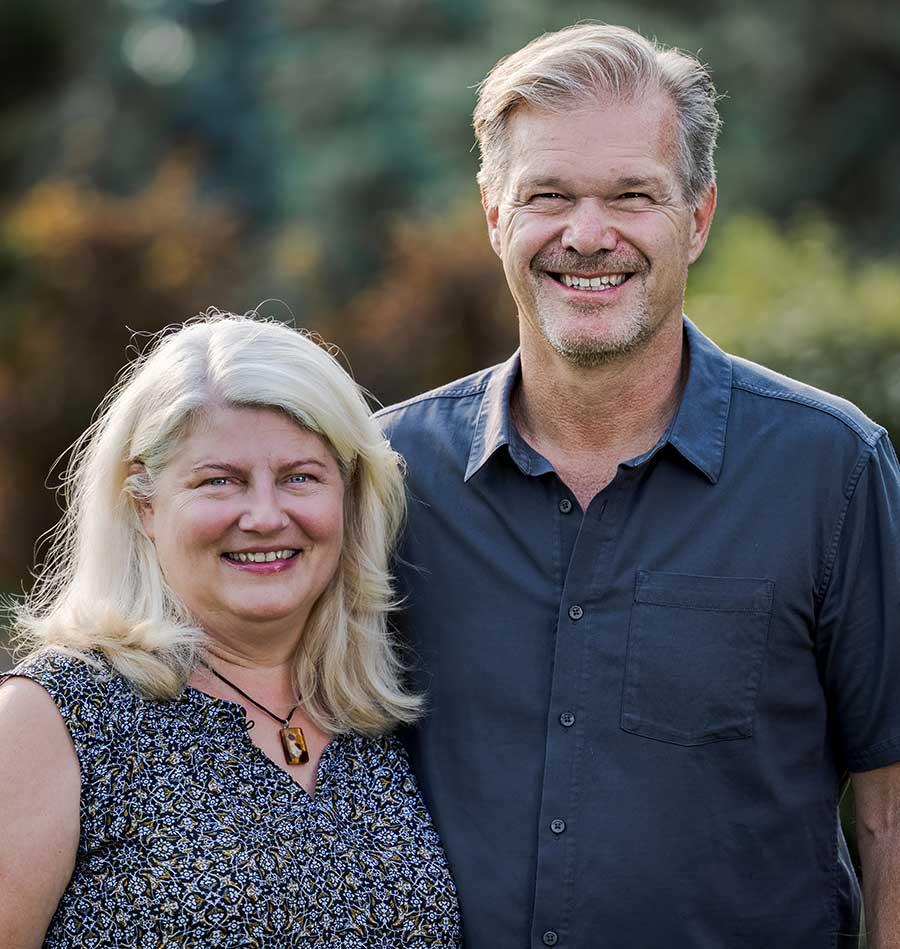 Dr Randy & Marjorie Friesen